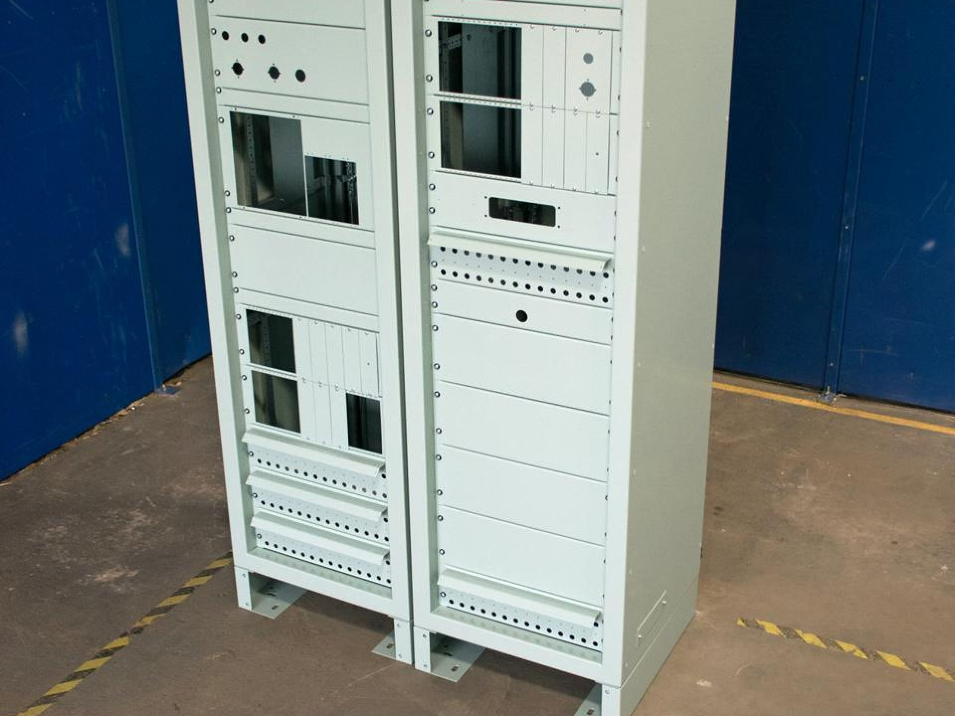 HV Protection Panel by Adams Enclosures