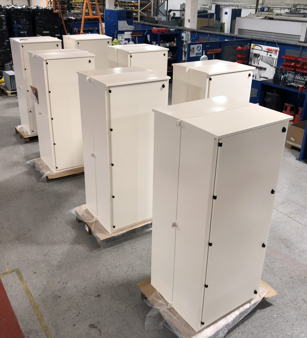 IP65 Rated Kiosk's